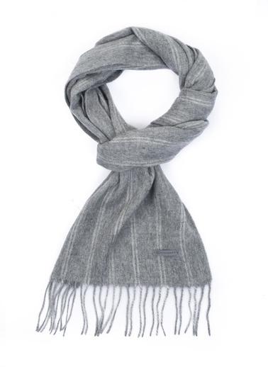 Silk and Cashmere Atkı Gri